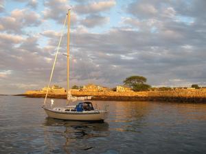 Used Capital Newport MK II Sloop Sailboat For Sale