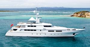 Used Codecasa Mega Yacht For Sale
