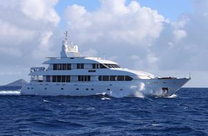 Used Trident Motor Yacht For Sale