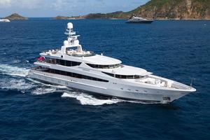 Used Oceanco Motoryacht Motor Yacht For Sale