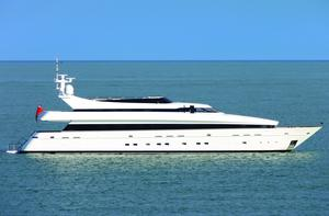 Used Cantieri Di Pisa Motor Yacht For Sale