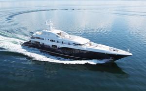 Used Nobiskrug Mega Yacht For Sale