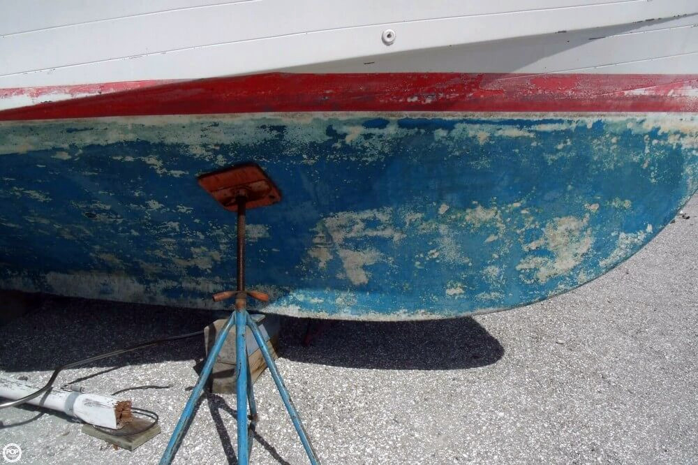 Used Marine Trader TC Trawler Boat For Sale
