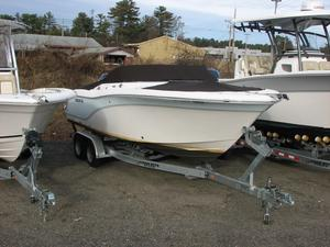Used Sea Fox 226 Traveler High Performance Boat For Sale