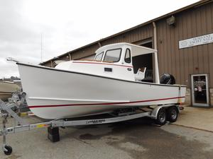 New Seaway 24 Hardtop Sport Downeast Fishing Boat For Sale