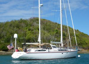 Used Amel 54 Cruiser Sailboat For Sale