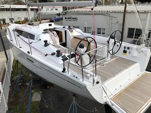 New Dehler 38 Racer and Cruiser Sailboat For Sale