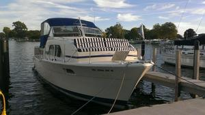 Used Chris-Craft Catalina Motor Yacht For Sale