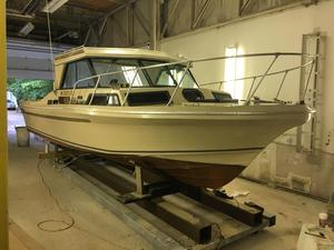 Used Sportcraft 270 Fisherman Freshwater Fishing Boat For Sale
