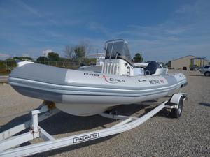 Used Zodiac North American Pro Open 550 Center Console Fishing Boat For Sale