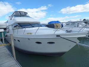 Used Carver 56 Voyager Motor Yacht For Sale