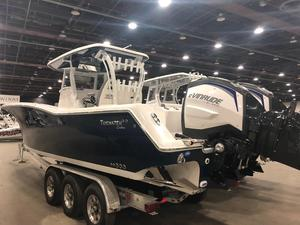 New Tidewater 320 CC Center Console Fishing Boat For Sale