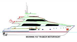 New Mckinna MY Motor Yacht For Sale