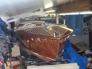 Used Chris-Craft Sportsman Runabout Antique and Classic Boat For Sale