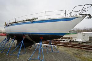 Used Ericson 39 Cruiser Sailboat For Sale