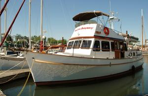 Used Bristol Trawler Boat For Sale