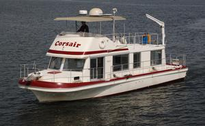 Used Cruise A Home Corsair Motor Yacht For Sale
