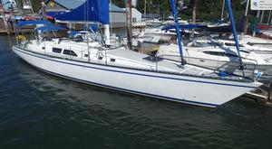 Used Hunter 54 Racer and Cruiser Sailboat For Sale