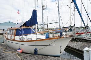 Used Nauticat 33 Pilothouse Sailboat For Sale