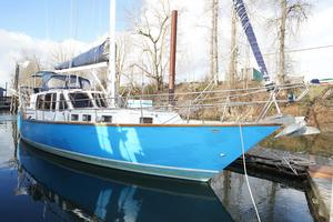 Used Celestial 50 Cruiser Sailboat For Sale