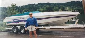 Used Baja Marine 240 High Performance Boat For Sale