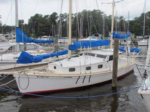 Used Custom Cruiser Sailboat For Sale