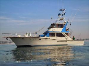 Used Pacifica Long Range Sportfisherman Convertible Fishing Boat For Sale