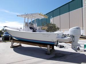 Used Chris-Craft 22 Cape Dory Center Console Fishing Boat For Sale