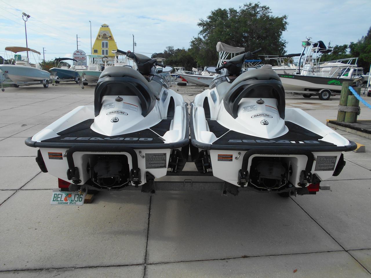 2006 Used Sea-Doo GTX 4-tec High Performance Boat For Sale - $11,995