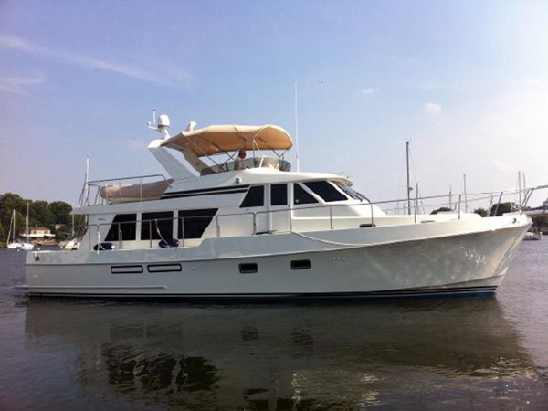 Used Ocean Alexander 510 Classico Pilothouse Motor Yacht For Sale