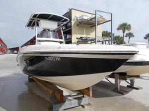 Used Checkmate 250 SFX T-top Center Console Fishing Boat For Sale