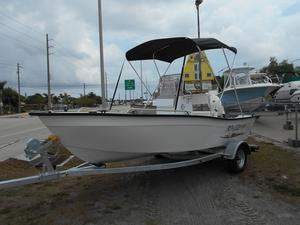 New Key Largo 160 CC Center Console Fishing Boat For Sale