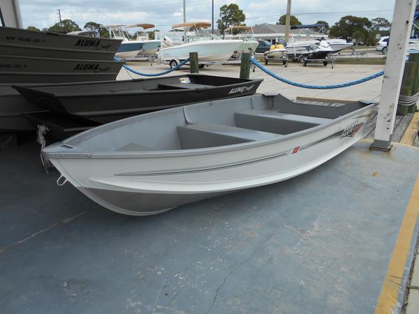 New Alumacraft T12V Commercial Boat For Sale
