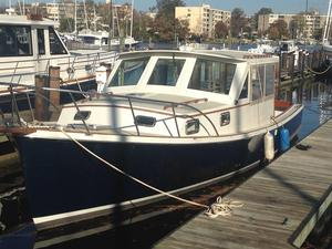 Used Bruno Stillman Hard Top Commercial Boat For Sale