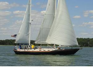 Used Dickerson 50 Ketch Cruiser Sailboat For Sale
