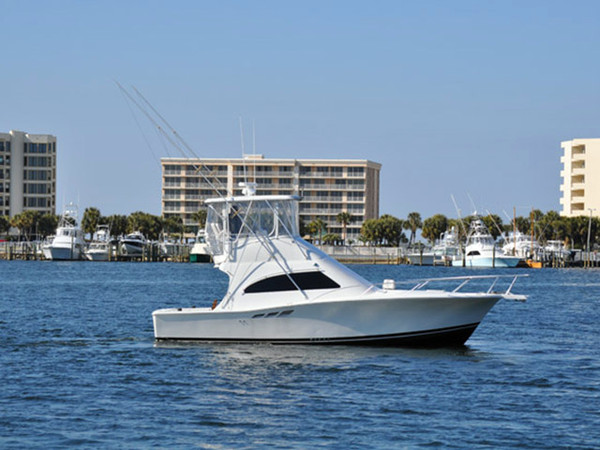 Used Luhrs Sports Boat For Sale