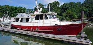 Used Fantail 50 Pilothouse Trawler Boat For Sale