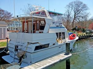 Used Nova Heritage East 36 Motor Yacht For Sale