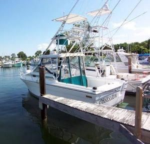 Used Baha Cruisers Weekend Tournament Fisherman Cuddy Cabin Boat For Sale
