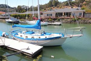 Used Westsail Cruiser Sailboat For Sale