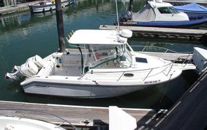 Used Boston Whaler 23 Conquest Center Console Fishing Boat For Sale