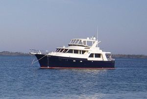 Used Marlow ME 57C Motor Yacht For Sale