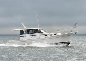 Used Marlow Pilot M32 Trawler Boat For Sale