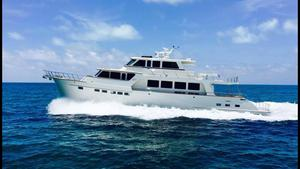 Used Marlow 80e-cb Motor Yacht For Sale