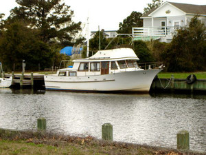 Used Albin Yachts Double Cabin Trawler Boat For Sale