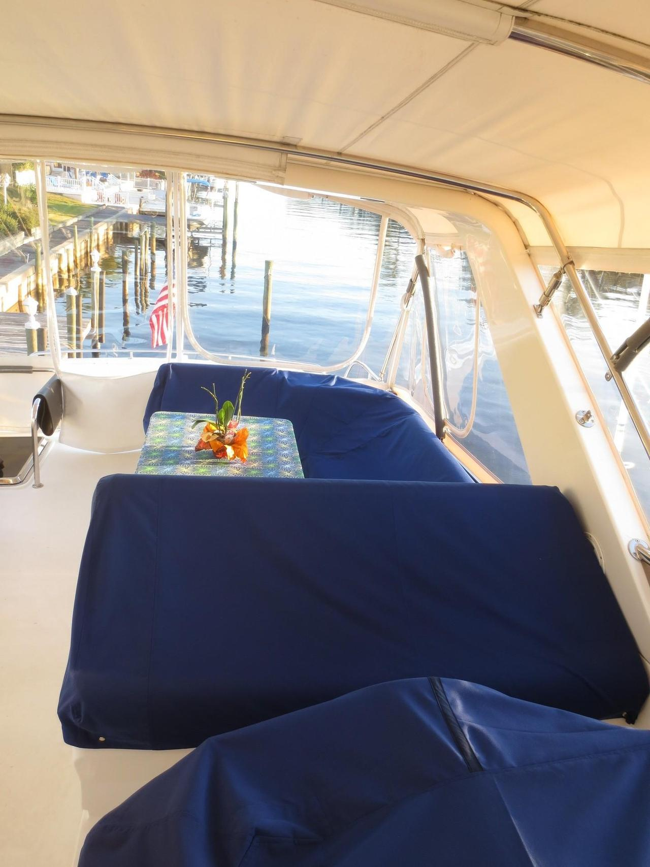 Used Grand Harbour 55 Pilothouse Motor Yacht Motor Yacht For