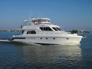 Used Grand Harbour 55 Pilothouse Motor Yacht Trawler Boat For Sale