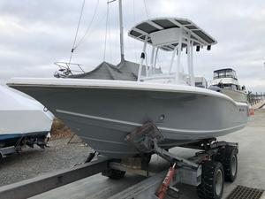 New Tidewater 210cc Advenutre Center Console Fishing Boat For Sale