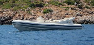 Used Scanner Dillennium 2999 Tender Boat For Sale