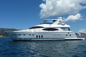 Used Vitech Custom Flybridge Boat For Sale
